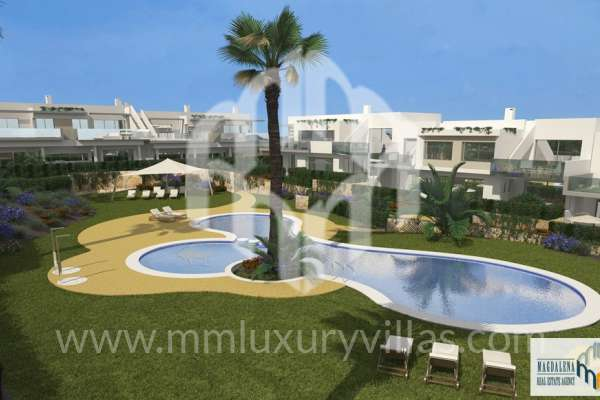 Apartment - Vente - A-ORIHUELA GOLF - ORIHUELA GOLF